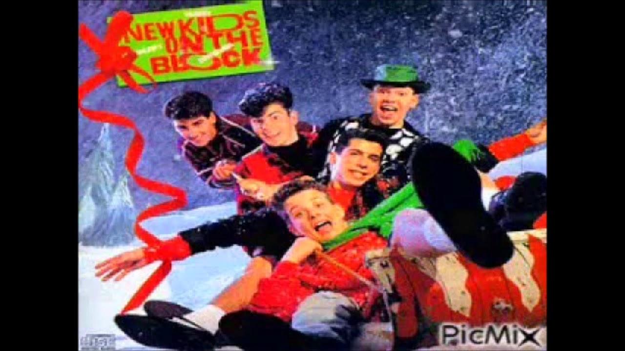 NKOTB MERRY MERRY CHRISTMAS Track 06 The Christmas Song - YouTube