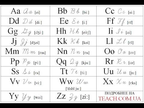 английский алфавит музыкальная книга