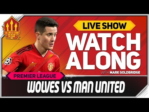Wolves vs Manchester United LIVE Match Chat