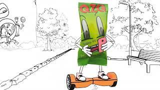 QZQ Gyroscooter OLV RU