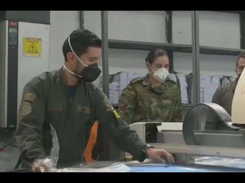 Ejército detiene producción