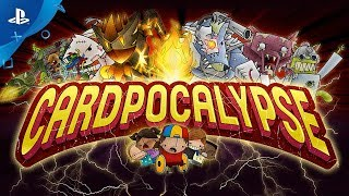Cardpocalypse - Official Story Trailer | PS4