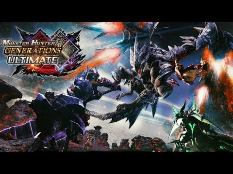 monster hunter generations how to get to g rank