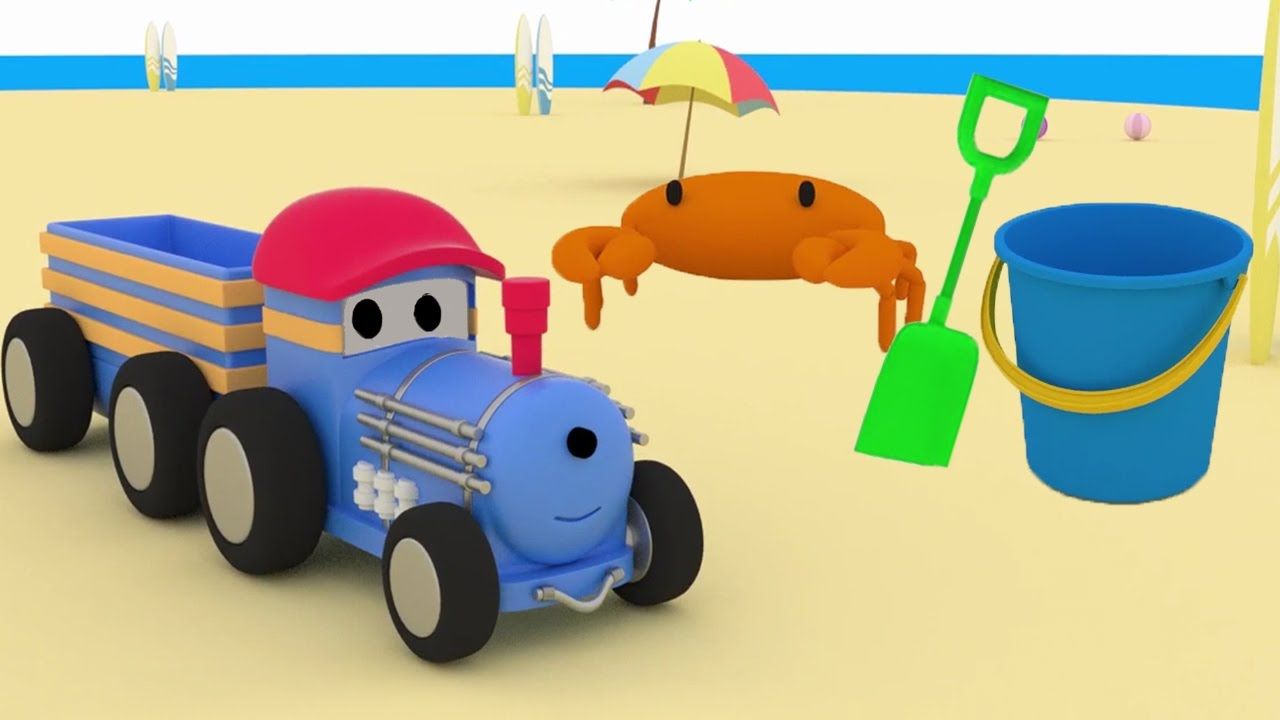 ted-the-train-goes-to-the-beach-and-learns-colours-educational-cartoon-for-children-toddlers