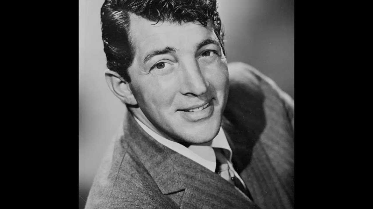 DEAN MARTIN TINY BUBBLES - YouTube