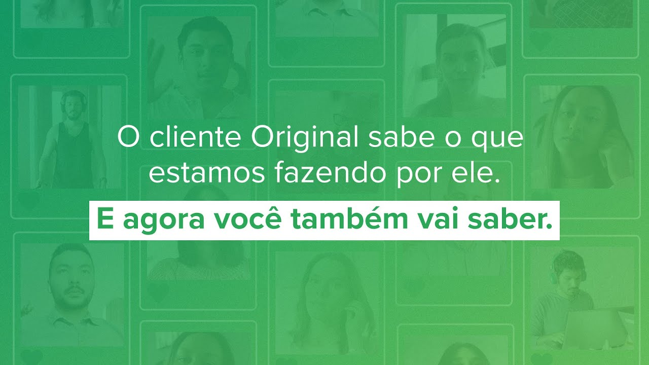Banco Original | Iniciativas