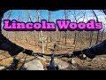 Mountain Biking Lincoln Woods   Lincoln, RI
