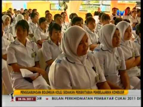 Masterskill Metro Campus Kuching Lauching on TV1 News