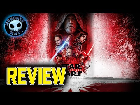 STAR WARS: THE LAST JEDI (Review + Spoilers)