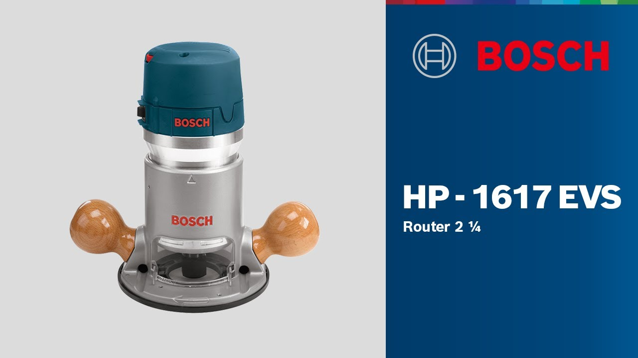Router 2 hp 1617 evs professional youtube router 2 hp 1617 evs professional bosch herramientas elctricas greentooth Images