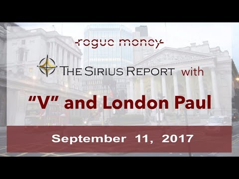 The Sirius Report: With London Paul & V (09/11/2017)