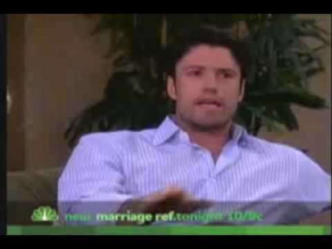 Days of Our Lives Blooper with EJ and Sami April 22, 2010