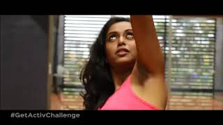 Mallu Fitness Trainer Hot Shaved Under Armpits