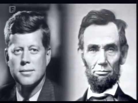 Zbog čega Su Ubijeni J.F. Kennedy I Abraham Lincoln?