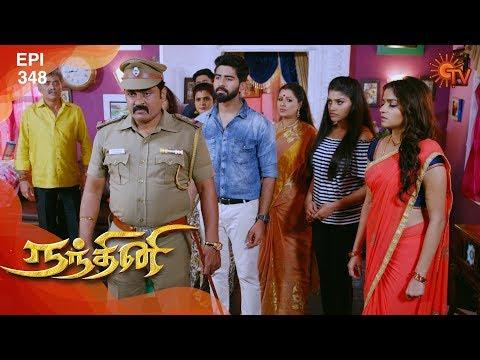 Nandhini - நந்தினி   Episode 348   Sun TV Serial   Super Hit Tamil Serial