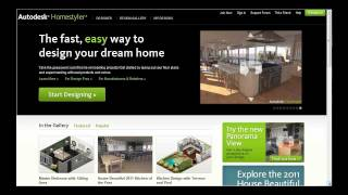 Introducing Autodesk Homestyler