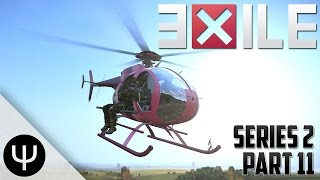 ARMA 3: Exile Mod — Series 2 — Part 11 — Professional Stalking!