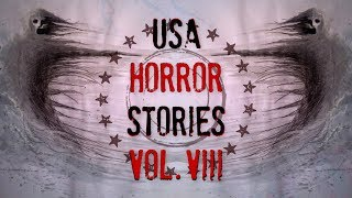 5 Scary TRUE USA Horror Stories [New Jersey, South Carolina, Alabama, Kansas, Montana] Vol.8