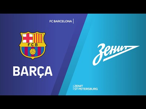 FC Barcelona - Zenit St Petersburg Highlights | Turkish Airlines EuroLeague, PO Game 1