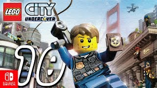 LEGO City Undercover Gameplay Walkthrough HD - Mr. Chan - Part 10 [Switch]