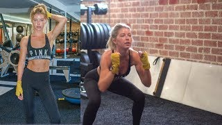 Baskin Champion Workout - Home Cardio Workout - Model workout for weight loss /toning - No equipment