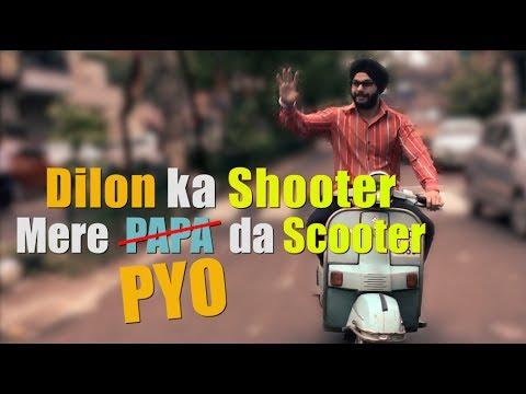 Dilon Ka Shooter   Dhinchak Pooja ft. Sonu 4m Delhi   Funny Videos