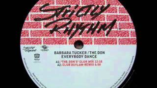 BARBARA TUCKER-EVERYBODY DANCE