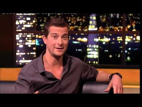 """Bear Grylls"" The Jonathan Ross Show Series 3 Ep 11 27 October 2012 Part 4/5"