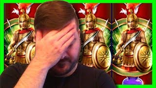 Brent HIT THE BUTTON on MY SLOT MACHINE! WHAT HAPPENS NEXT WILL SHOCK YOU - SDGuy1234