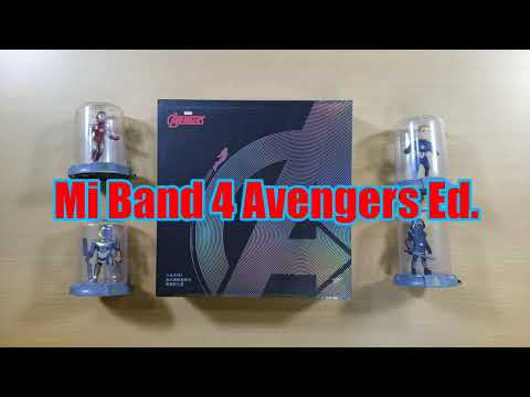 Mi Band 4 Avengers End Game Edition Review!
