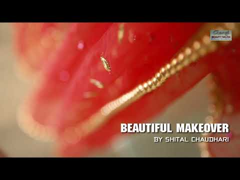 BRIDAL MAKEOVER (GARGI SALON, NANDURBAR)