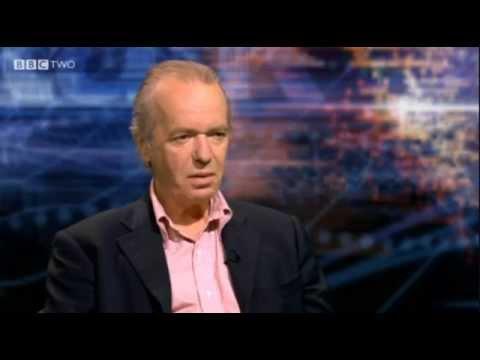 2013 Martin Amis BBC Hard Talk Interview Full Programme