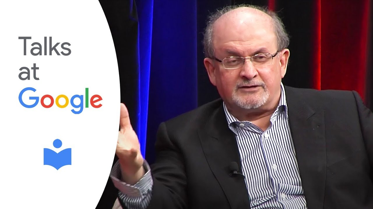 salman rushdie two years eight months and twenty eight nights salman rushdie two years eight months and twenty eight nights talks at google