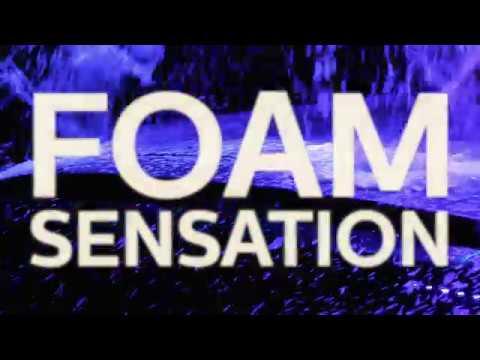 FoamSensation for conveyor tunnel system: a real wash sensation