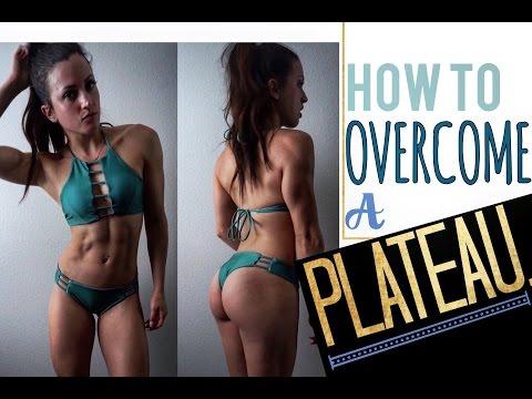 HOW TO OVERCOME A PLATEAU / 5 Easy Steps!