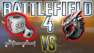 X-Slay vs Red Dragons CLAN WAR - Battlefield 4 GAMEPLAY HD ITA