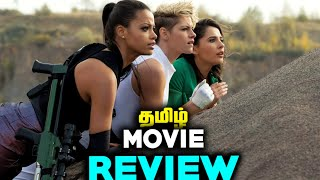 Charlie's Angles Review in Tamil