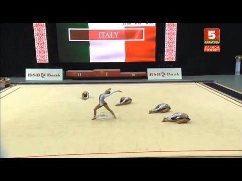 World Cup Minsk 2018 - Groups 5 Hoops Final