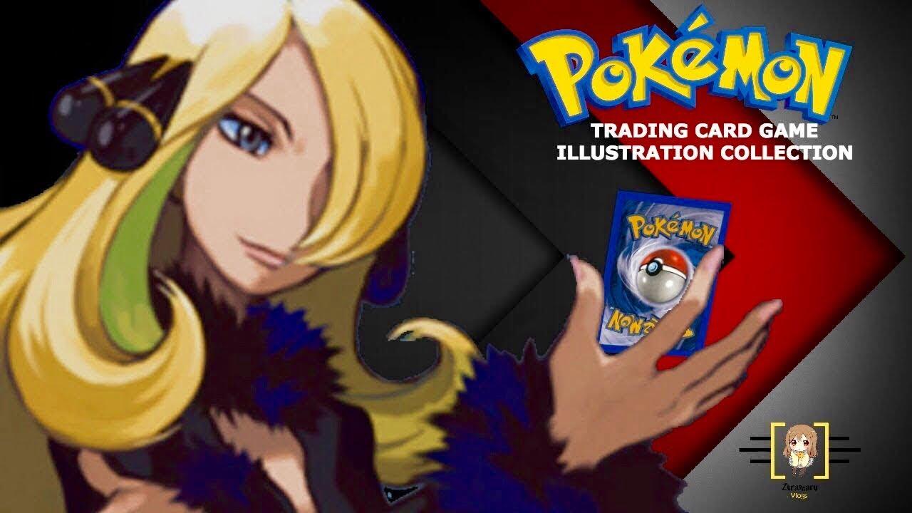 cynthia pokemon tcg - 1280×720