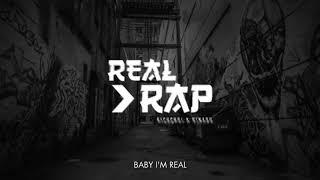 REAL RAP   RICHCHOI x VINADU Megazetz Remix Video Lyrics   Baby I'm Real (Parody)