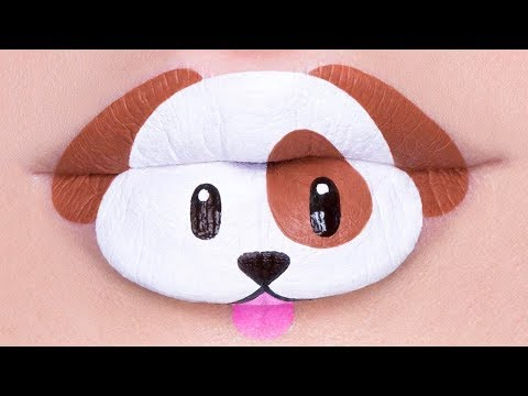 Lipstick Tutorial Compilation 2018 💄 New Amazing Lip Art Ideas April 2018