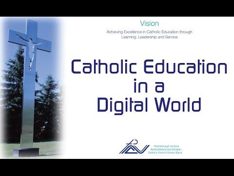 Catholic Education in a Digital World