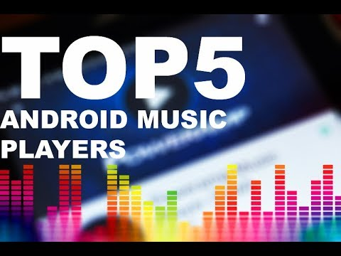 Best android music player on TOP 5 in 2018.....