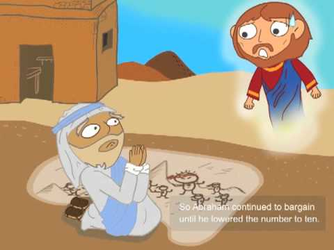Children Bible Story 04 - Story of Lot - YouTube