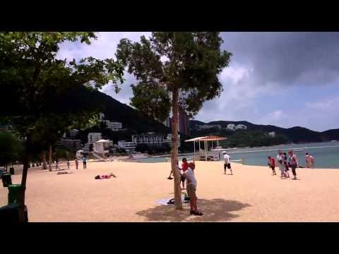 Hong Kong - Repulse Bay beach