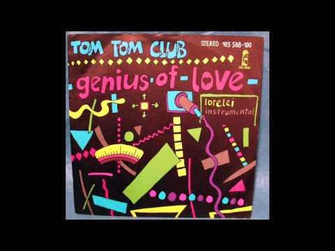 Tom Tom Club - Genius of Love (Catnapped Remix)