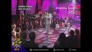 """Yo Soy Gilberto Santa Rosa - """"Que alguien me diga"""" (31/05/2013)"""