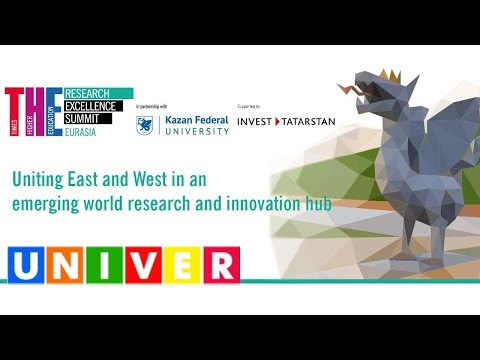 Times Higher Education. Research Excellence Summit: Eurasia. Opening remarks