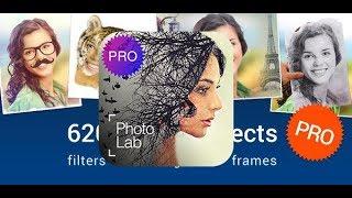 📸 Photo Lab PRO Лучший Онлайн Фотошоп для Андроид. Без рекламы!