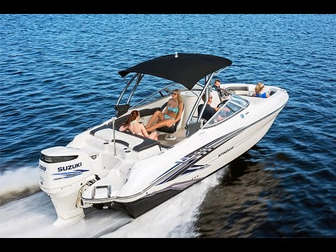 STINGRAY 234LR Sport Deck